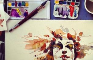 Čopiči za akvarelne barve