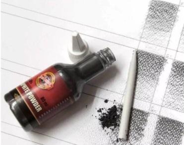Grafit v prahu