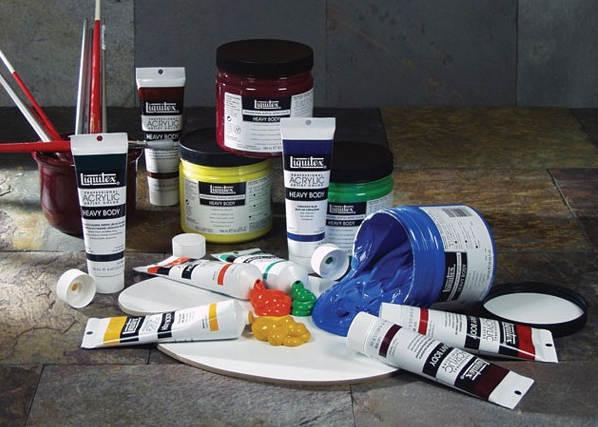 Akrilne slikarske barve Liquitex Basics