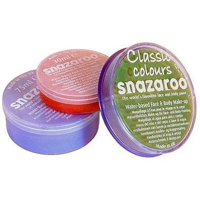 Snazaroo klasične barve