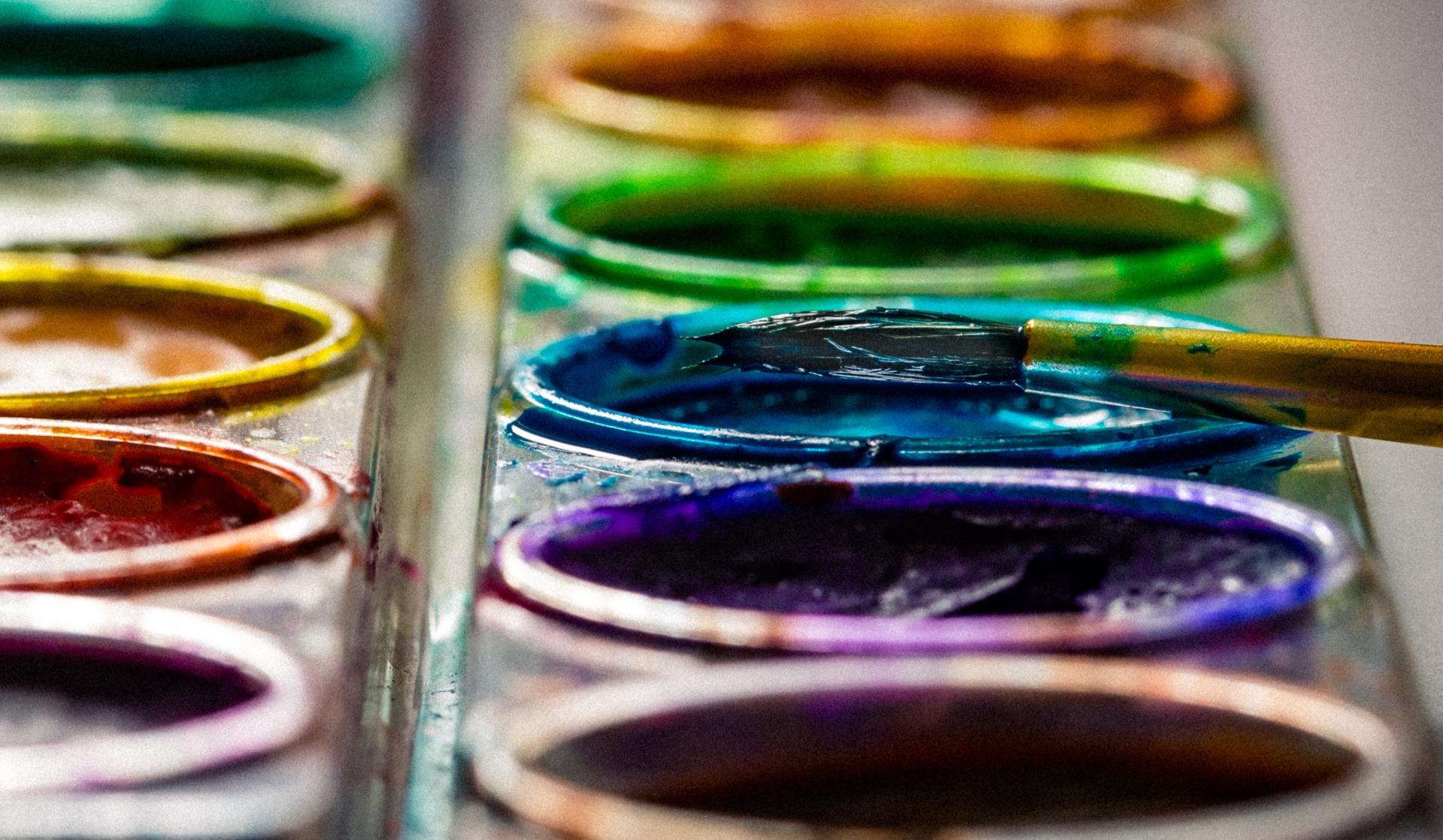 Univerzalne mat barve